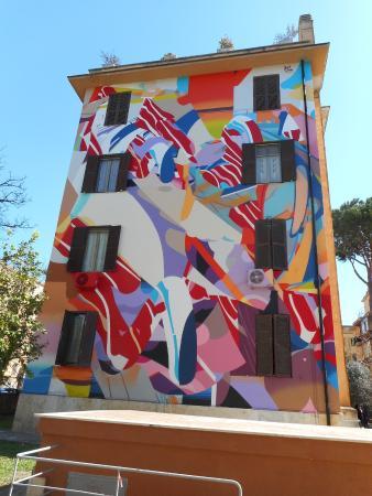Murale Picture Of Galleria D Arte Moderna Di Roma Capitale Rome