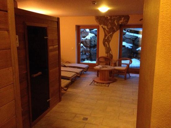 Haus Sonneneck: Sauna