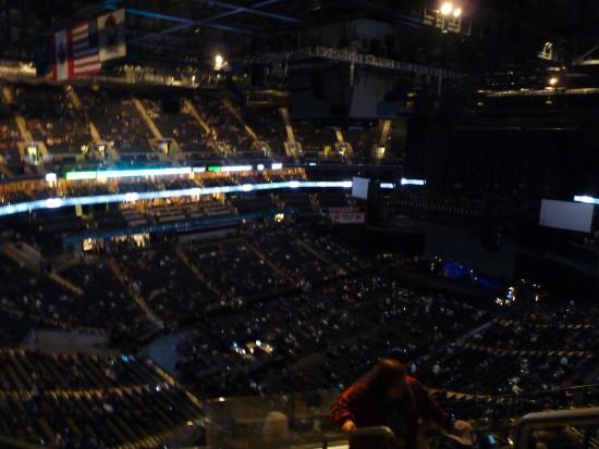 Concert Crowd Picture Of Spectrum Center Charlotte