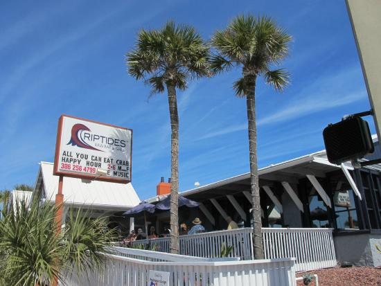 Riptides Restaurant Ormond Beach