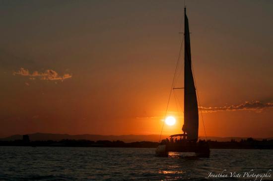 Catamaran Lucile