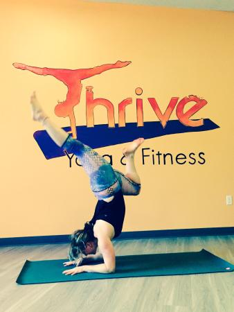 Thrive Yoga and Fitness