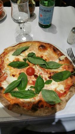 La Gioconda : Pizza totò
