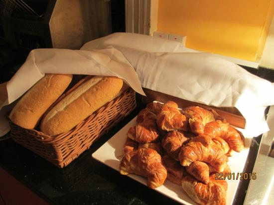 Lancaster Gate Hotel: Breakfast buffet