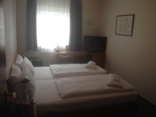 Hotel Britz: DBL