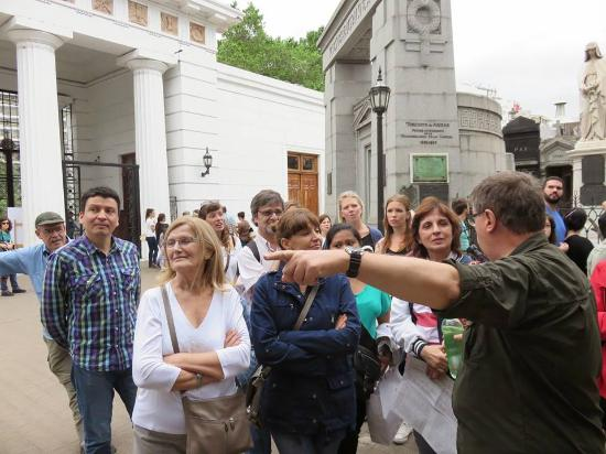 Cicerones Buenos Aires Greeters- Day Tour