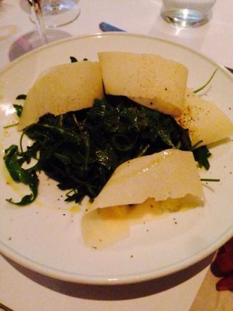 Cucina Italiana : arugula salad