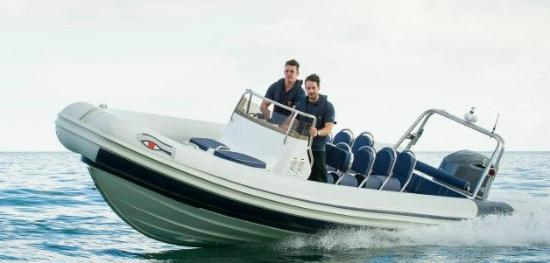 Hamble, UK: C2 RIBS charter boats