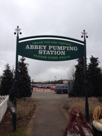 Abbey Pumping Station : Entrance