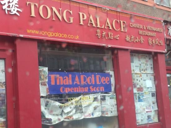 Updated 08/03/15 Thai aroy dee opening ?