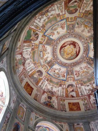Volta della scala a chiocciola picture of palazzo for Quadrato della scala a chiocciola
