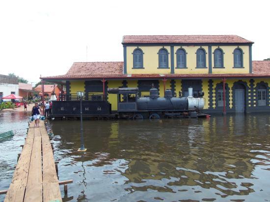 GuajaraMirim Municipal Museum