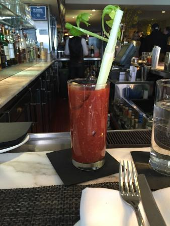 Atlantic Grill: Bloody Mary