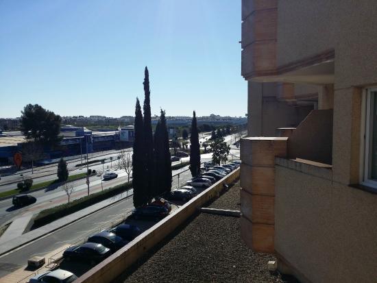 Hotel TRH La Motilla : Vista