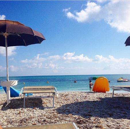 IL Kiosco Beach Stintino