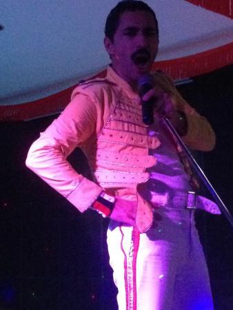 olympic: Freddie Mercury