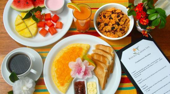 Boquete Garden Inn: Complimentary breakfast