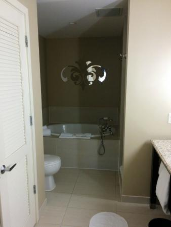 Andaz Savannah: Bathroom