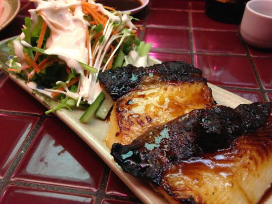Oku's (famous) Butterfish - Picture of Kobe' Japanese ...