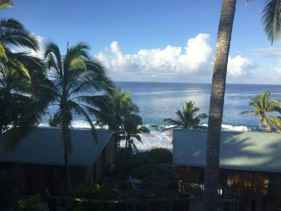 Scenic Matavai Resort Niue: Room 7 View