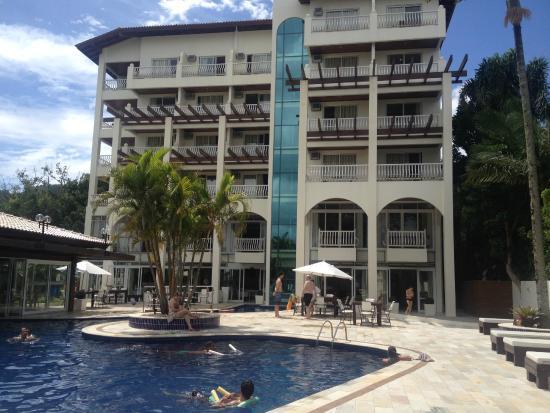 Hotel Torres Da Cachoeira Piscina Do