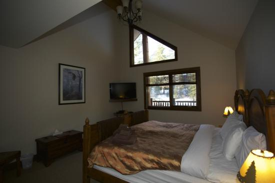 Winston Lodge & Spa: A bedroom