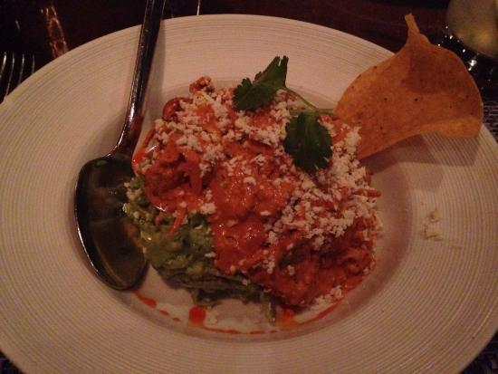 Lobster guacamole. You must order this!