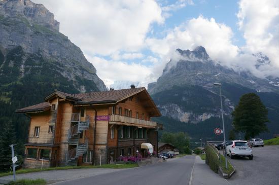 Hotel Alpenblick: The Hotel.