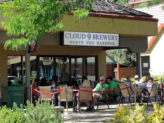 Image result for cloud 9 brewing boise
