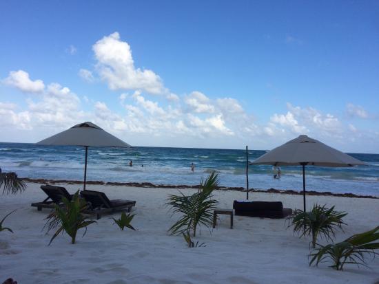 Playa Selva : Beautiful beach