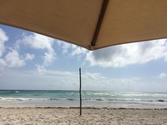 Playa Selva : Playa Silva beach
