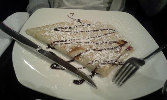 Cafe Mania: delicious crepe