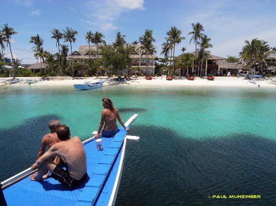 Ocean Vida Beach & Dive Resort: Beach and Ocean Vida