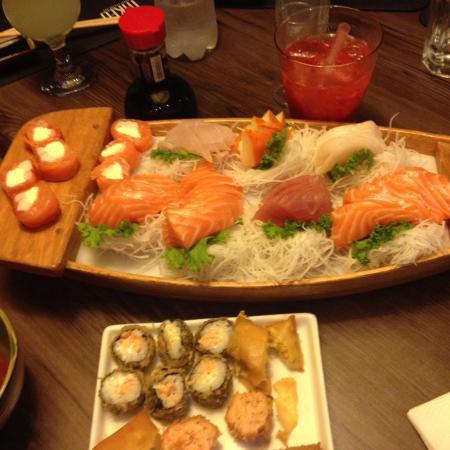 Takeo Sushi Lounge Bar