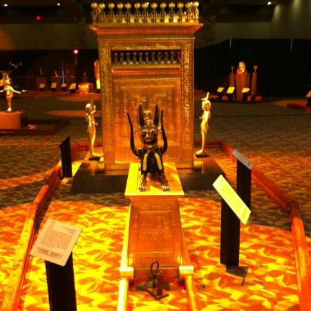 Anubis Shrine - Picture of BlueWater Casino, Parker