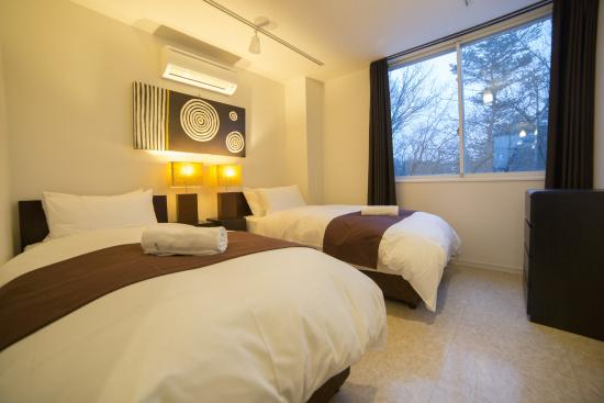 Hakuba Echo Hotel : Two Bedroom Condo