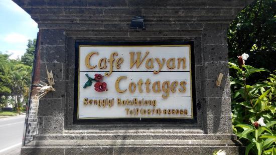 Cafe Wayan Cottages