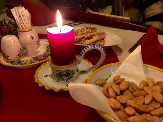 Moravska Restaurace : Couvert