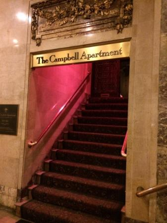 Entrance To The Campbell Apartment Picture Of Municipal Art