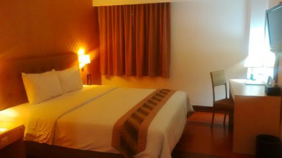 Hotel Arjuna : kamar superior single bed