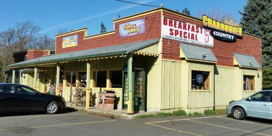 Char Burger Restaurant