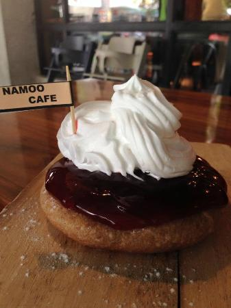 Namoo Korean Dessert Cafe n Bistro on the park