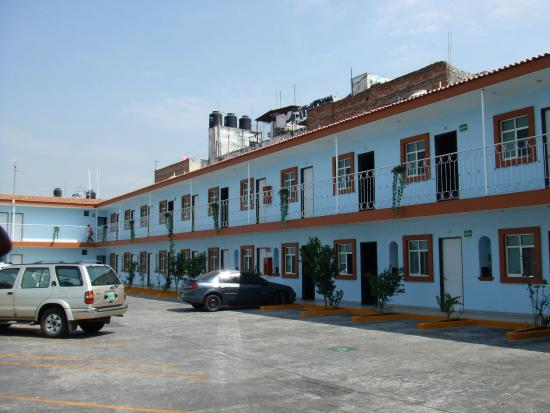 Hotel Plaza Bandera