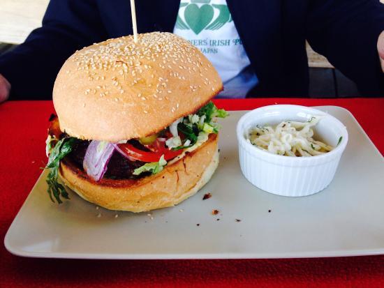Straszyn, Polen: Burger