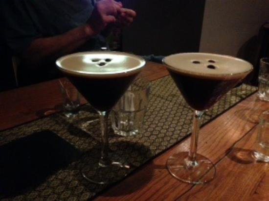 Le Delice: Espresso Martini