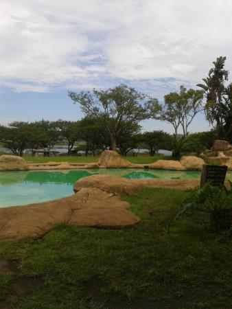 Pietermaritzburg, Etelä-Afrikka: Pool and Picnic area