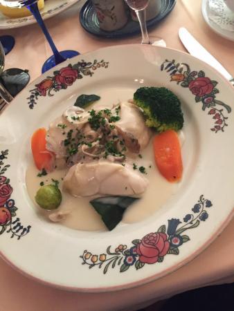 Chez Hansi : Poached chicken