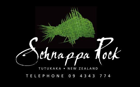 Schnappa Rock: Banner