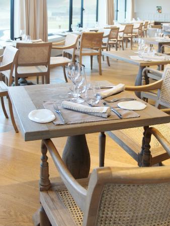 Restaurant Le Chateau de Sable: Salle restaurant