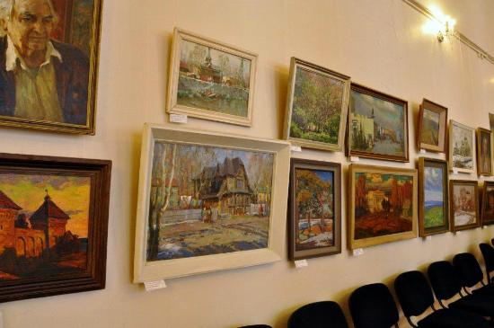 The State Museum of the History of Literature, Art and Culture of Altay